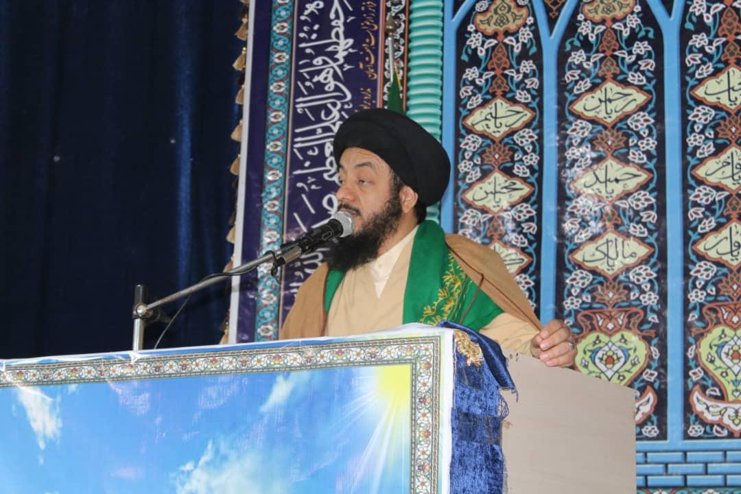 حجت الاسلام و المسلمین سید سلمان هاشمی: نقش برائت از مشرکین در جهان اسلام ، نفی قدرتهای استکباری و سلطه جویی آنها است.