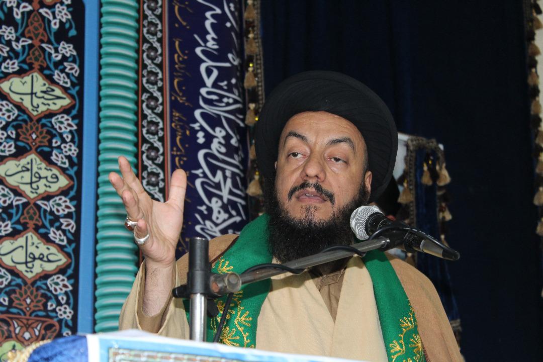 حجت الاسلام و المسلمین سید سلمان هاشمی: مقاومت؛گزینه قطعى ملت ایران در مواجهه با دشمن است