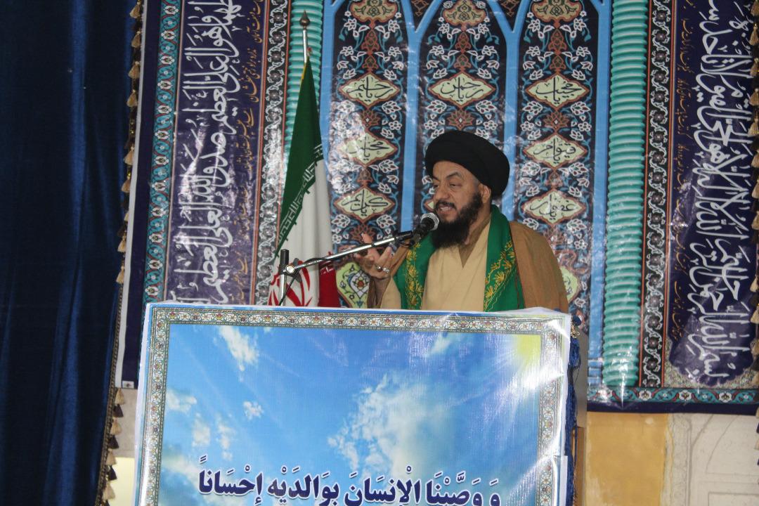 شرح خطبه اول نماز جمعه مورخ10 خرداد 98