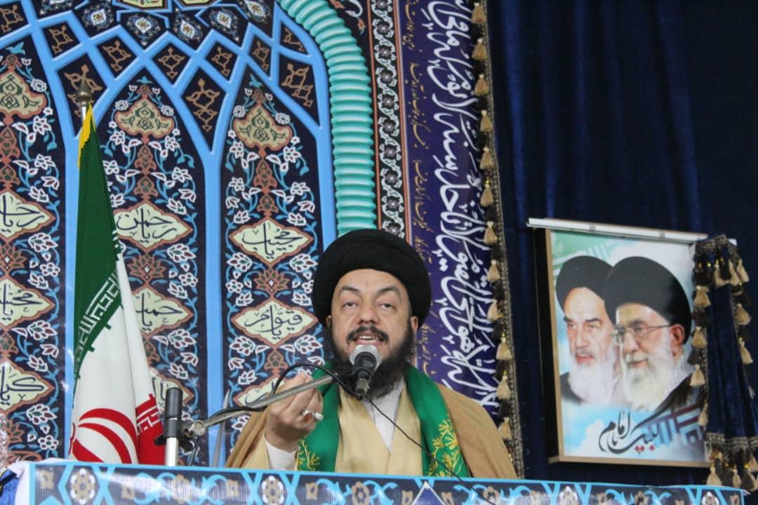 حجت الاسلام و المسلمین سید سلمان هاشمی: : پدیده حجاب تنها یک پوشش نیست بلکه نماد باورها و گرایش های افراد است/ زیبنده شهرستان شهید پرور بندرماهشهر نیست که از امکانات اولیه بیمارستان تامین اجتماعی که حق مردم است محروم باشد