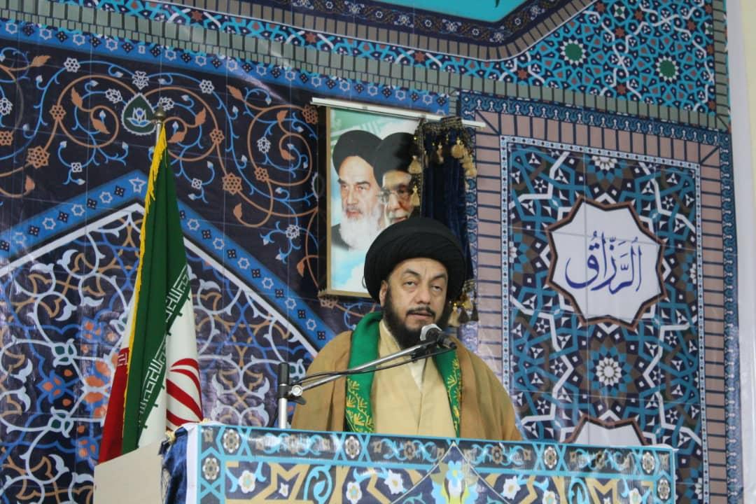 حجت الاسلام و المسلمین سید سلمان هاشمی: عید قربان عید عظیم مسلمانان،عید گذشت از نفس است/ مسوولان دلسوز را تشویق و حمایت می کنیم و اگر انتقادی می شود، انتقاد سازنده است