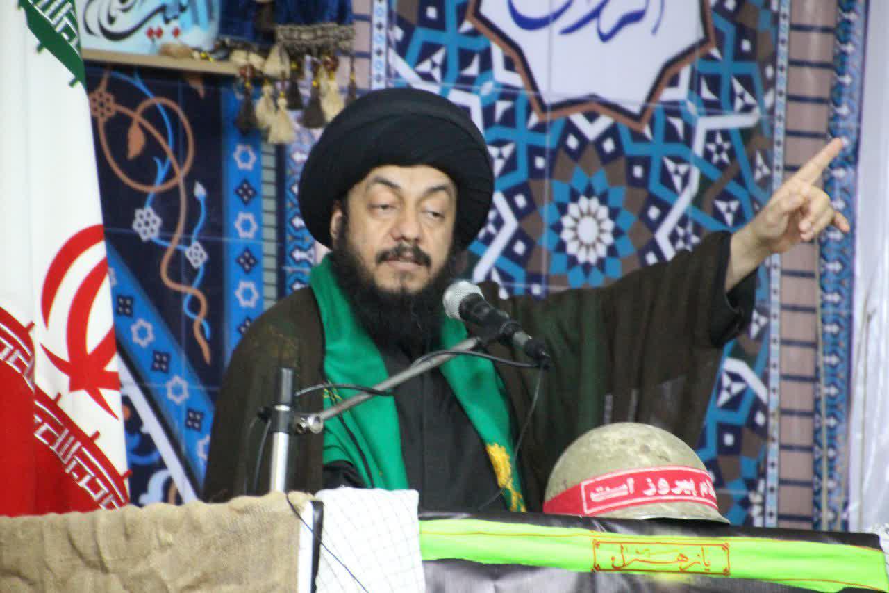 شرح خطبه اول نماز جمعه مورخ 5 مهر 98