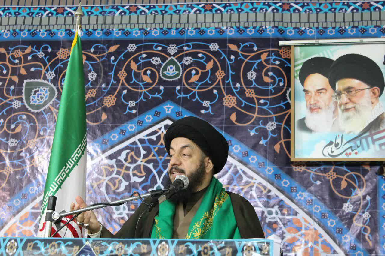 سیدسلمان هاشمی: شهادت بزرگ سردار سلیمانی نشان از زنده بودن انقلاب داشت/قطعی آب، مردم شهرک طالقانی را کلافه کرد