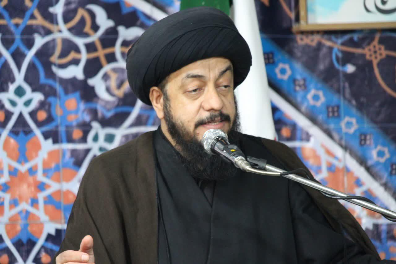 سید سلمان هاشمی: تریبون نماز جمعه لسان مطالبه گری خواسته های مردم است و نباید این لسان خاموش باشد